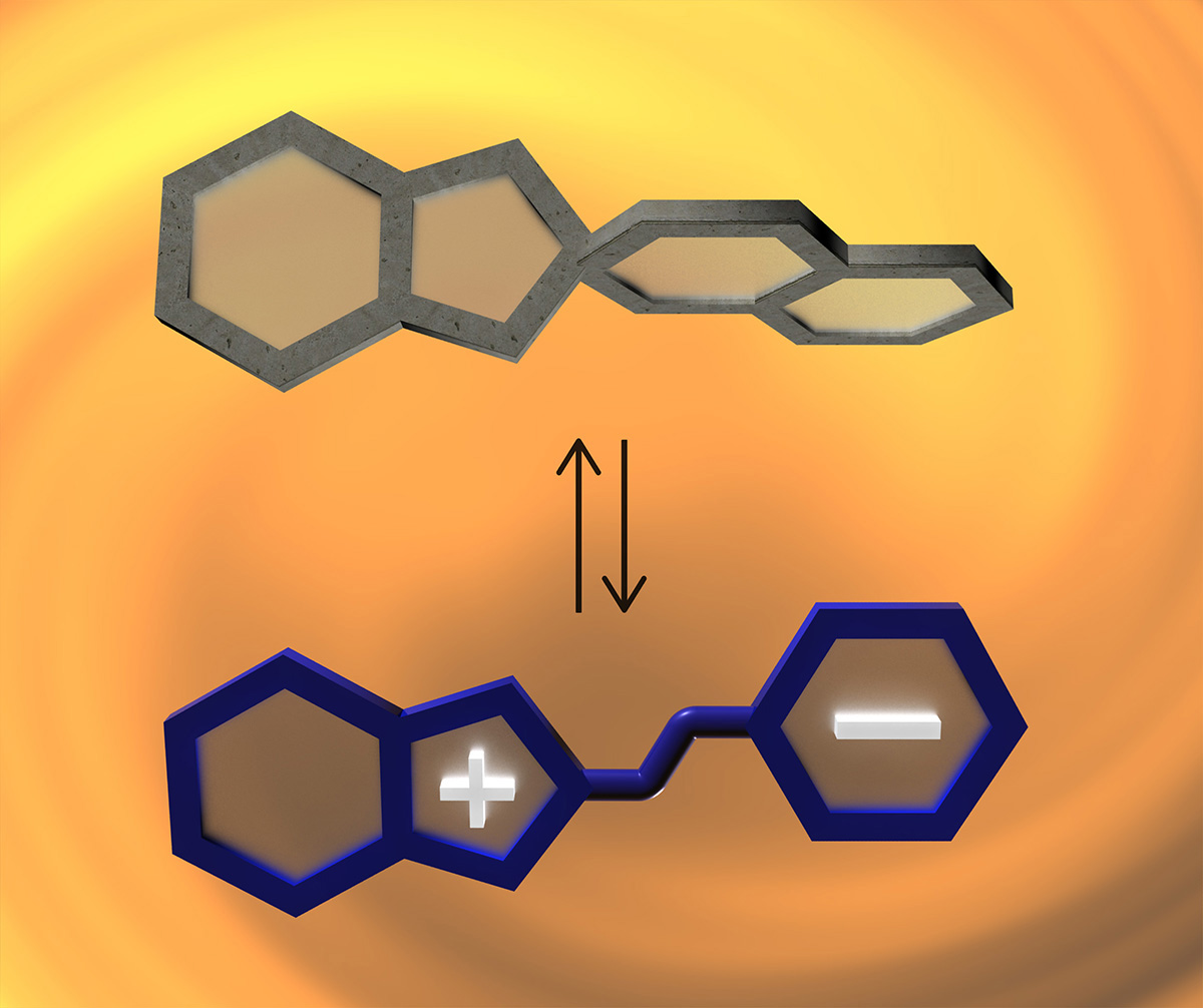 Picture of publication: Spiropyran-based dynamic materials