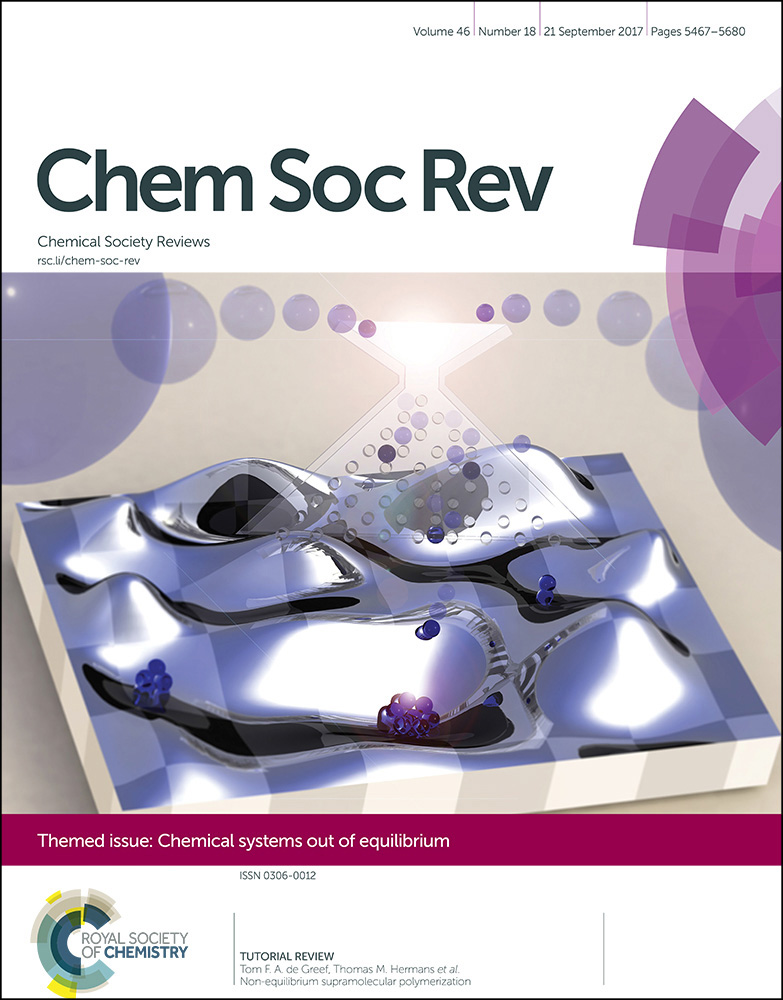Picture of publication: Chemical systems out of equilibrium